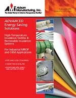 High-Temperature Industrial Insulation Textiles and Removable Insulation Systems Thumbnail