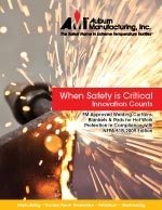 When Safety is Critical Trust the Leader in Fire Protection Fabrics Thumbnail