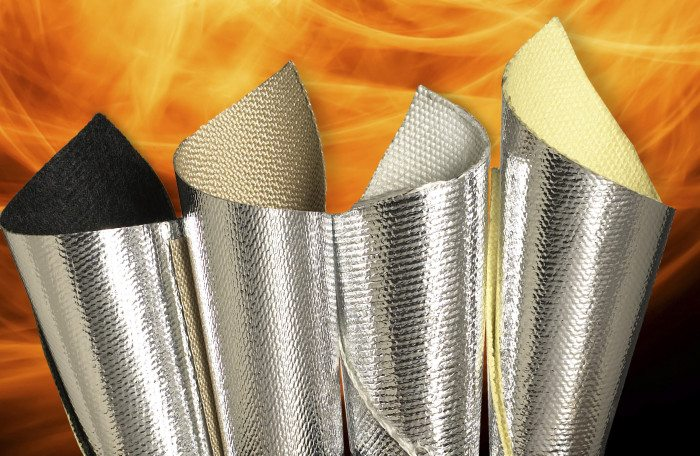 Aluminized Fabrics - Metalized Film & Foil Backed Textiles