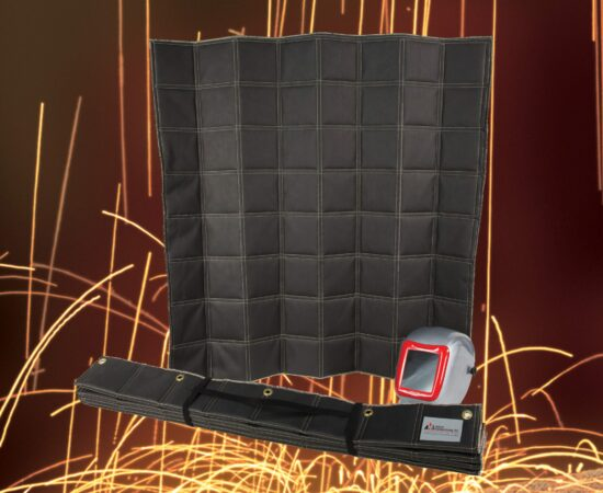 FireQuilt™ Standing & Folded
