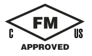 FM Approved logo C US