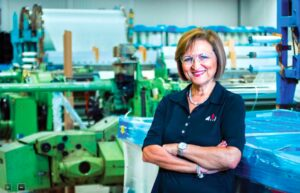Kathie Leonard Auburn Manufacturing