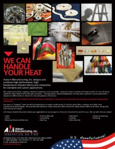 We Can Handle the Heat-Capabilities Flyer
