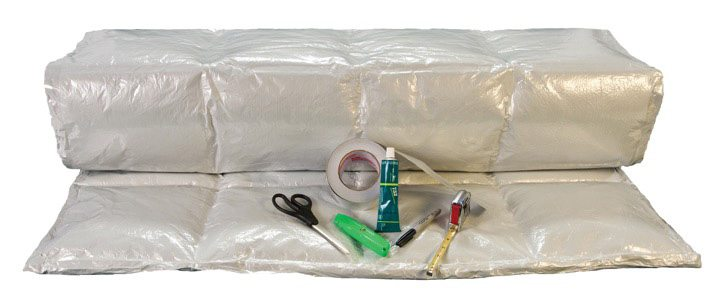 chilled water system insulation ever green chill in insulation kits