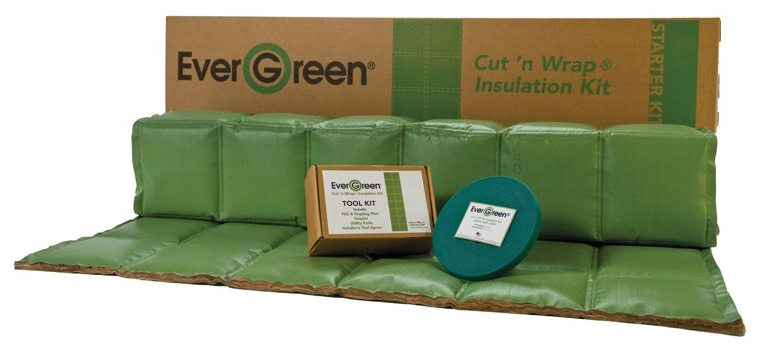 Ever Green® HS Cut 'n Wrap Removable/Reusable Insulation Kits