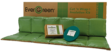 Ever Green® Cut'n Wrap™ Insulation Kit