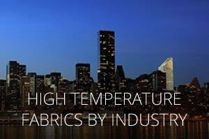 High Temperature Fabrics By Industry