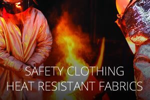 Safety Clothing Heat Resistant Fabrics