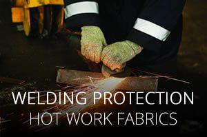 Welding Protection Hot Work Fabrics